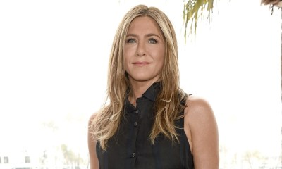 ebut de Jennifer Aniston en Instagram