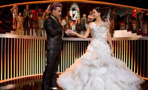 Actriz de la saga 'Hunger Games' se casó este fin de semana Jennifer-Lawrence-se-caso%CC%81-con-Cooke-Maroney-600x367