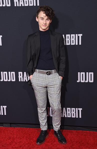 Las estrellas del MCU brillaron en la alfombra roja de 'Jojo Rabbit' Jojo-Rabbit-Red-Carpet-7