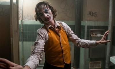 Joker es la película más taquillera clasificación r