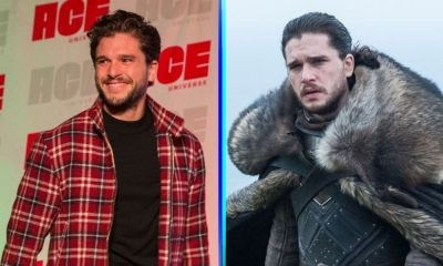 Jon Snow es mejor persona que Kit Harington