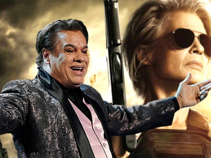 Juan Gabriel en Terminator Dark Fate