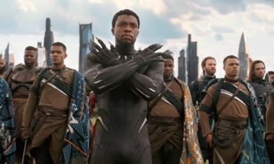 Killmonger y Mbaku volverán en Black Panther 2