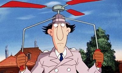 Live-action del 'Inspector Gadget'