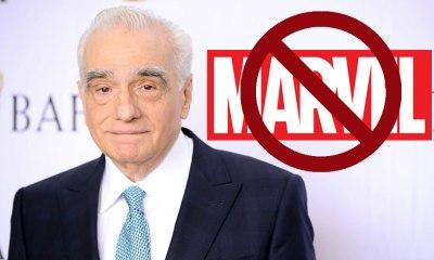 Martin Scorsese vuelve a criticar Marvel