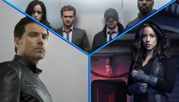 Personajes de las series de Marvel en el MCU
