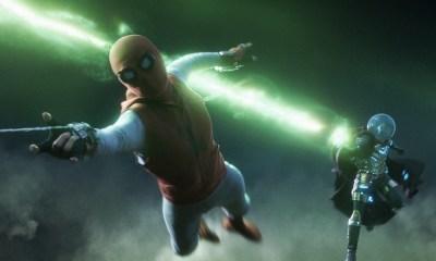 Ilusión de Mysterio que pasó desapercibida
