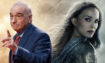Natalie Portman le respondió a Martin Scorsese