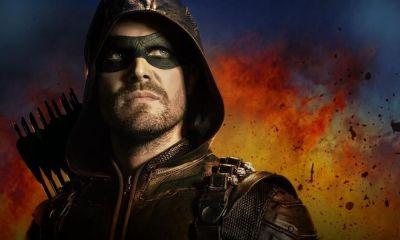 Nuevo look de Arrow