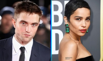 Robert Pattinson elogió a Zoe Kravitz