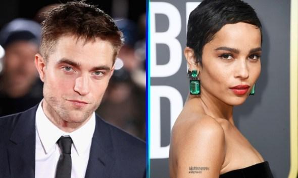 Robert Pattinson elogió a Zoe Kravitz