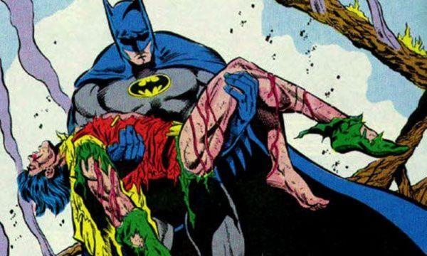 Fans decidirán si Robin vive o muere en 'Titans' Robin-vive-o-muere-en-titans-1-600x360