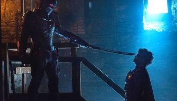 Robin vive o muere en titans