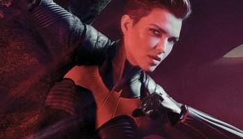 Ruby Rose ya no hará acrobacias con Batwoman