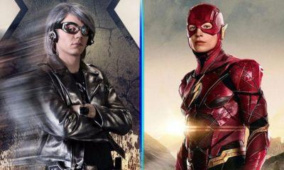 Runner y Quicksilver no le pueden ganar a Flash