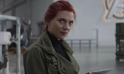 Scarlett Johansson habló sobre 'Black Widow'