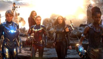 Scarlett Johansson quiere una película de superheroínas en el MCU