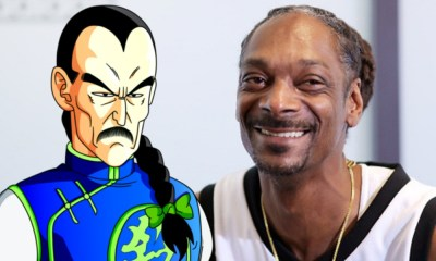 Snoop Dog como Tao Pai Pai