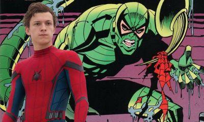 Sony prepara spin-off de 'Spider-Man' con Scorpion