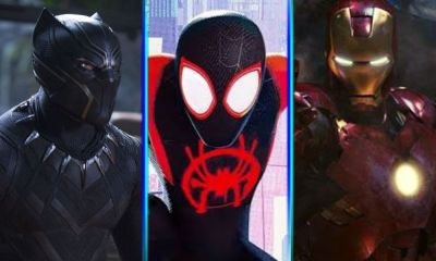 'Spider-Man_ Into the Spider-Verse' le gusta a Francis Ford Coppola
