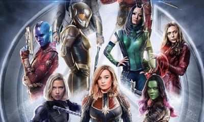 Superheroínas de Marvel piden película femenina