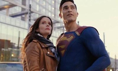 Tyler Hoechlin agradeció la serie de Superman