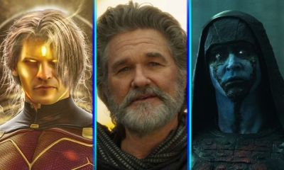 The Guardians of The Galaxy se unen a Kid Magus