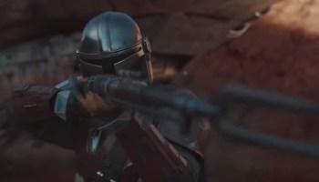 Nuevo trailer de 'The Mandalorian'
