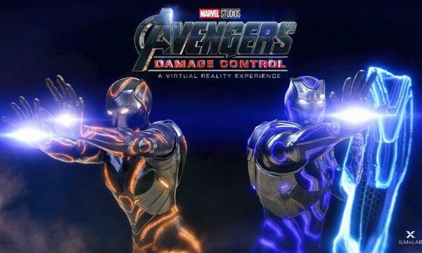 Con Spider-Man incluido vuelven todos los Avengers en nuevo trailer Todos-los-avengers-en-damage-control-600x360