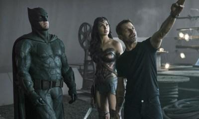 Peticiones por el corte de Zack Snyder de 'Justice League'