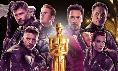 'Avengers: Endgame' rumbo al Oscar 2020