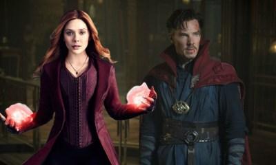 Conexión entre 'Doctor Strange 2' y 'WandaVision'