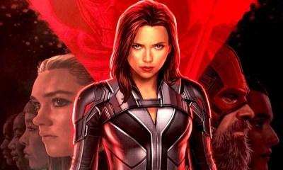 elenco de 'Black Widow' ya terminó las grabaciones