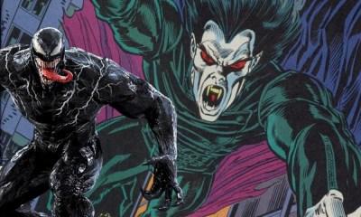 Venom aparecerá en la película de Morbius