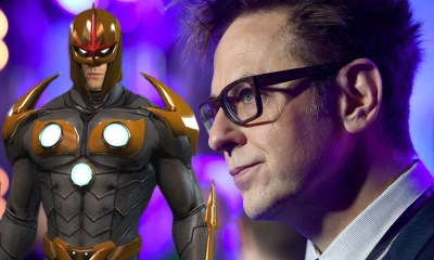 James Gunn reveló que es fan de Nova