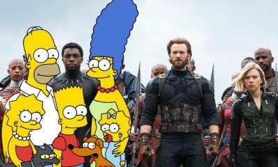 hermanos Russo en The Simpsons