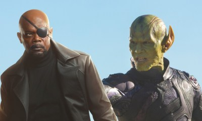 Nick Fury puede ser Skrull desde 'The Winter Soldier'