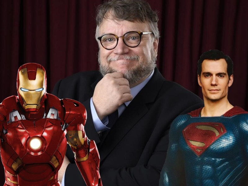 Guillermo del Toro prefiere DC