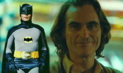 referencia de Adam West con 'Joker'