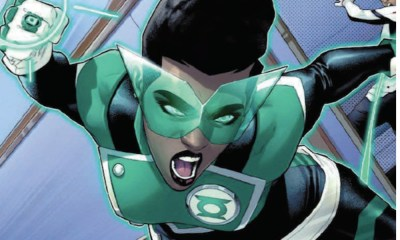 "Sojourner ""Jo"" Mullein es la nueva Green Lantern"