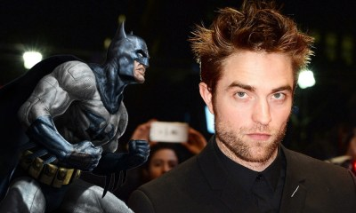 Robert Pattinson ya se prepara para ser Batman