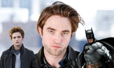 Robert Pattinson entre Twilight y The Batman