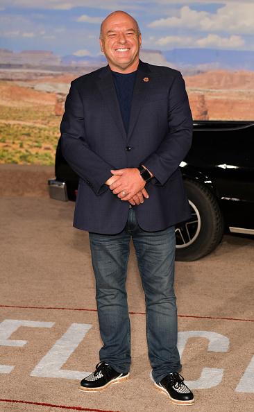 Walter White y Jesse Pickman se roban la premiere de 'El Camino' gettyimages-1179731356-594x594