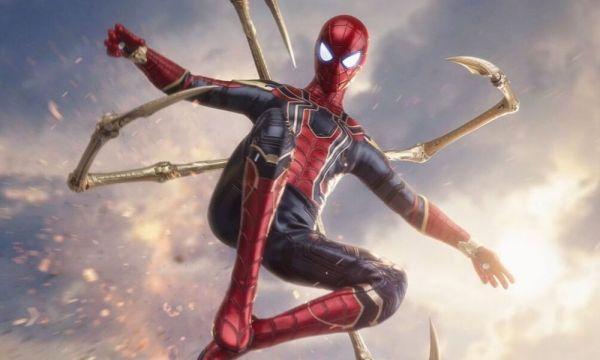 Revelan todos los secretos del traje Iron Spider de 'Infinity War' habilidades-del-traje-de-iron-spider-600x360