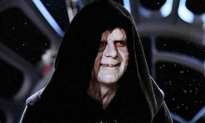 Imagen del Emperador Palpatine en 'Star Wars: Episodio IX'