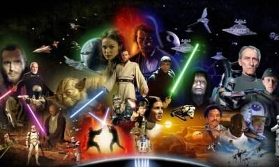 Pareja gay en Star Wars