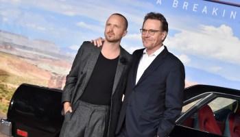 Premiere 'El Camino: A Breaking Bad Movie'
