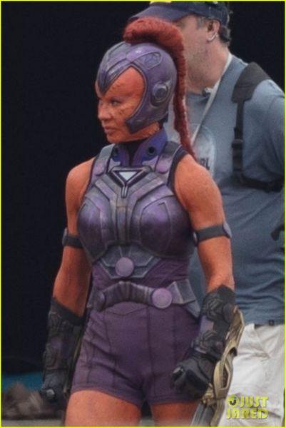 ¿Y Harley? Filtran fotos de los nuevos trajes de 'The Suicide Squad' the-suicide-squad-cast-set-photos-07