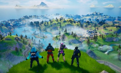Trailer de 'Fortnite Chapter 2'