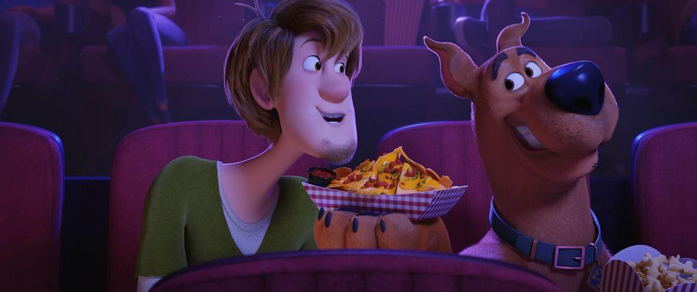 ¡Regresa misterio a la orden! Revelan fotos de la nueva película de 'Scooby-Doo' 238919